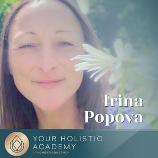 Irina Popova – Yoga, Tai Chi & Meditation Cork