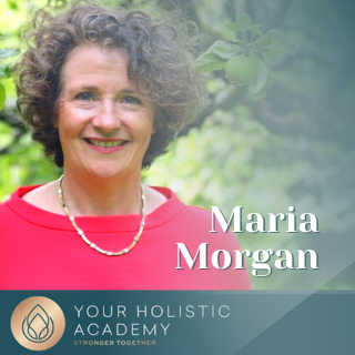 Maria Morgan – Essential Healing & Alternative Health Drogheda